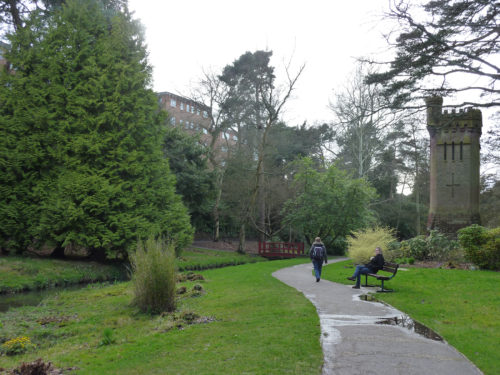 Bournemouth Upper Gardens