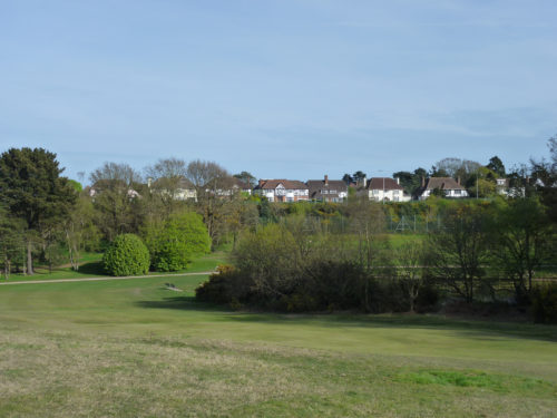 Bournemouth Queens Park Golf Course