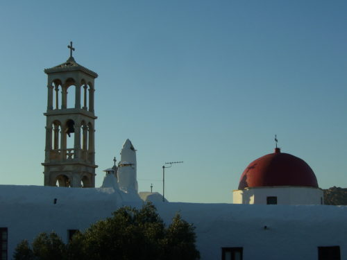 chiese mikonos